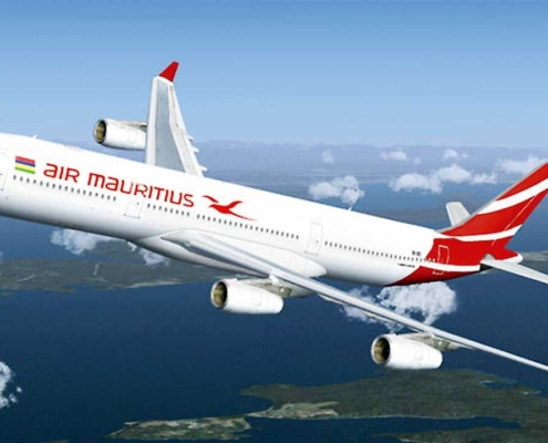 Suspension of All Air Mauritius Flights to Shanghai