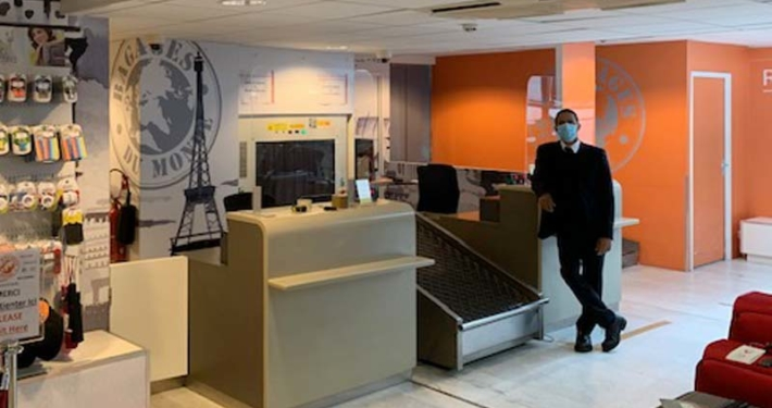 Post Covid-19: Reopening of Bagages Du Monde - France